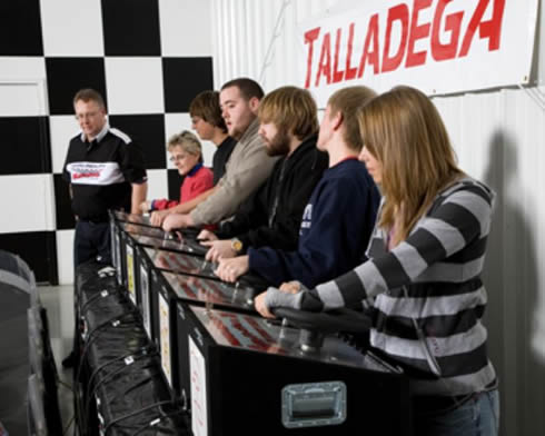 Racing Action for Six Players from Micro-Reality Motorsports