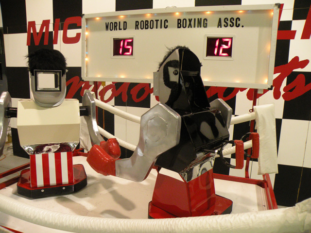 Cash in on Robot Boxing